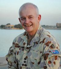Major General Brian Dawson AM CSC (Ret'd)