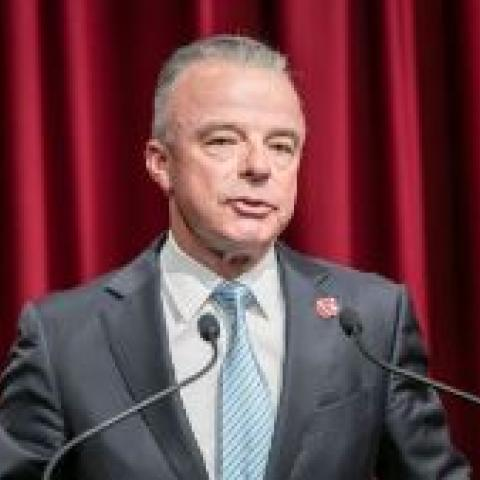 Photograph of Dr Brendan Nelson, Director, Australian War Memorial