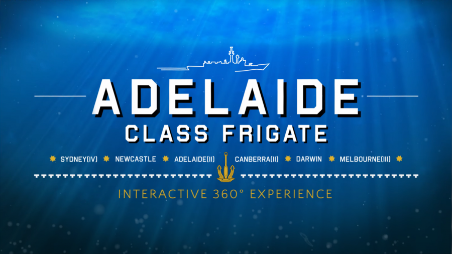 The Adelaide Class FFG