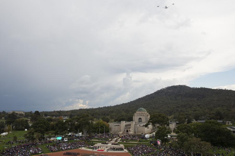 2015 National Ceremony