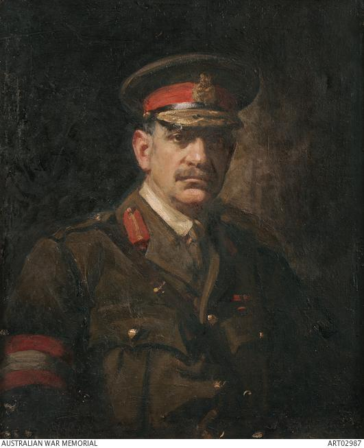 Lieutenant General Sir John Monash by John Longstaff,