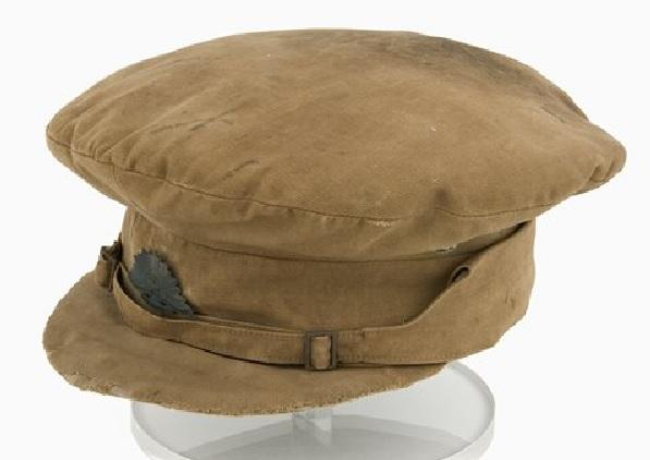 REL/15749 Summer peaked cap with inbuilt sun shade.