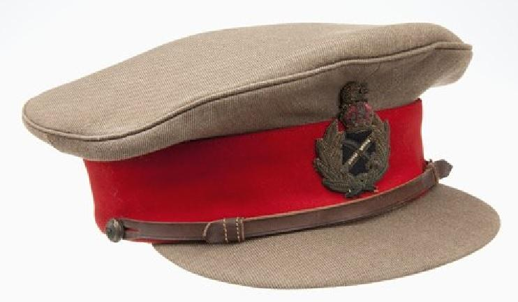 REL/01090 General Sir John Monash's British Service Cap.