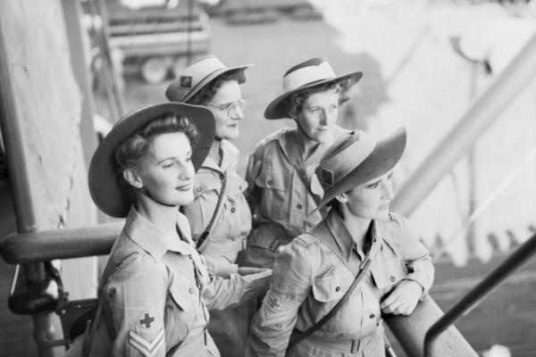 Women's Army services