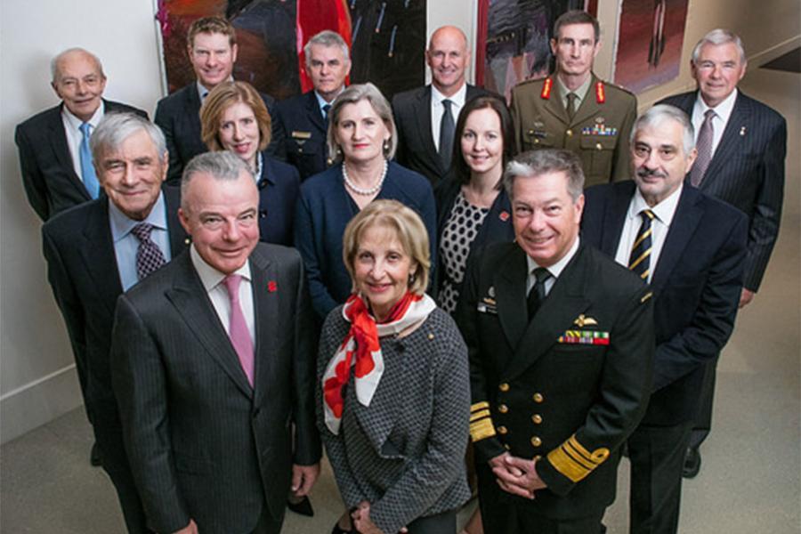 Australian War Memorial Members of Council 2017 - 18/5/17
