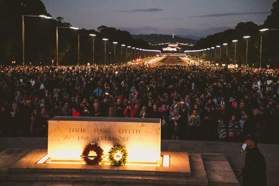 The Dawn Service is an increasingly popular element of Anzac Day commemorations