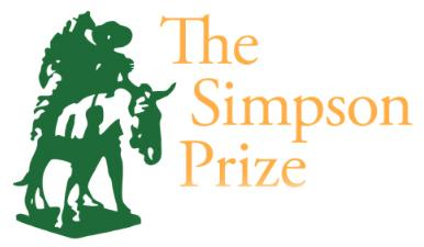 The Simpson Prize Logo
